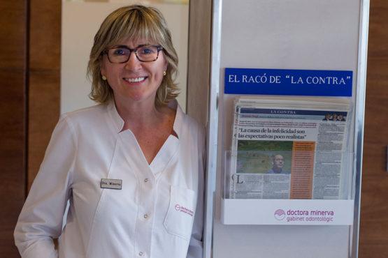 Doctora Minerva - Clínica dental Barcelona