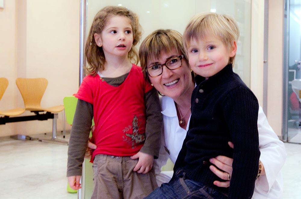 odontopediatria dentista para niños