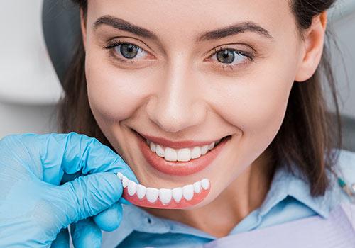 ¿Qué es la prótesis dental?