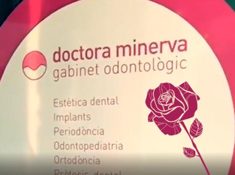 Feliz Sant Jordi - clínica Doctora Minerva